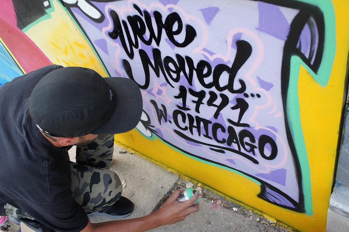 StukOne for Chicago Truborn