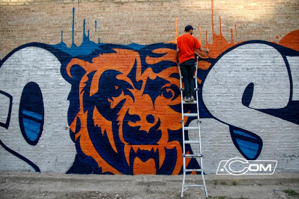 Amuse126  for The Chicago Bears