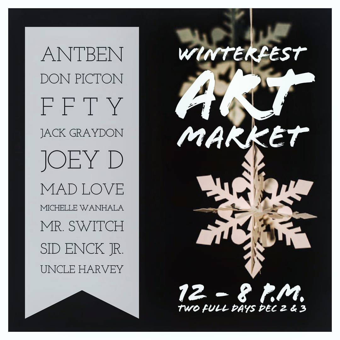 Winterfest Art Market