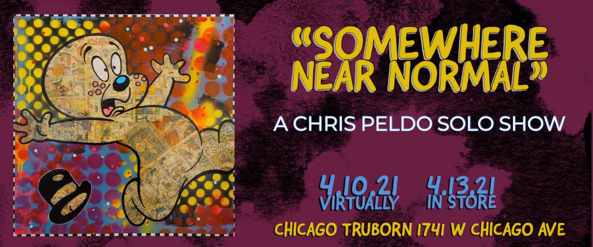 Street art, chicago , chicago street art, chris peldo, become a collector, chicago truborn